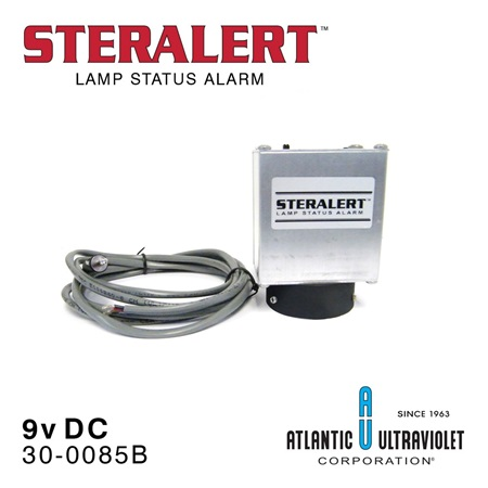 Lamp Status Alarm - Dry Contact Output - Mounting Collar