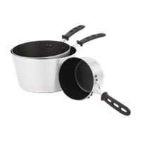 Vollrath 2.75 qt Sauce Pan with Black Handle