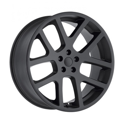 OE Replica 586 Series 22x9 6x139.7 - Black