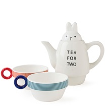 Rabbit Tea For Two Set