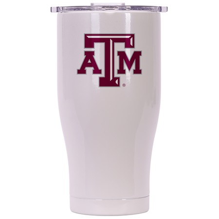 Texas A&M 27oz Chaser Pearl/Clear