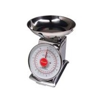 Escali DS21B 2 Lb/1 Kg Mercado Dial Scale with Bowl