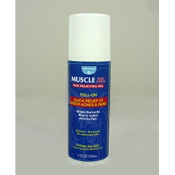 MUSCLE JEL ROLL-ON 3 OZ.
