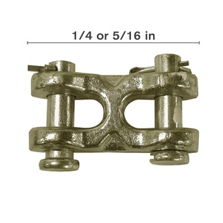"1/4"" - 5/16"" G43 Chain Connector"