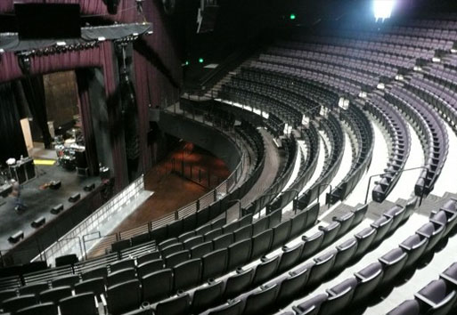 Nokia Theater Project Nystrom