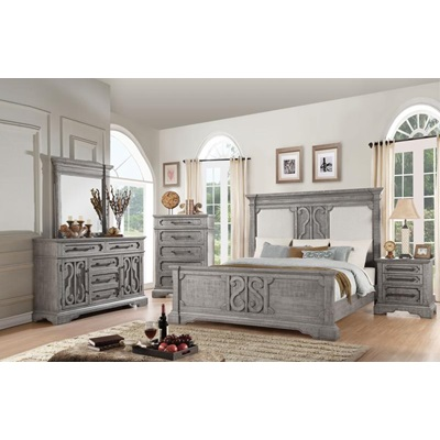 27087EK ARTESIA EASTERN KING BED