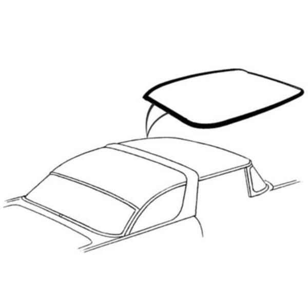 Steele Rubber Products Sunroof Seal
