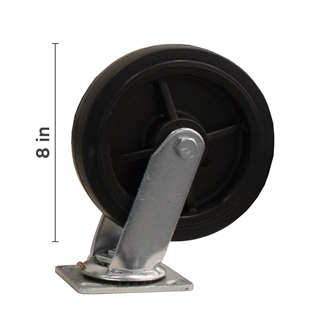 8 inch Swivel Wheel