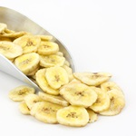 Banana Chips, Sweetened