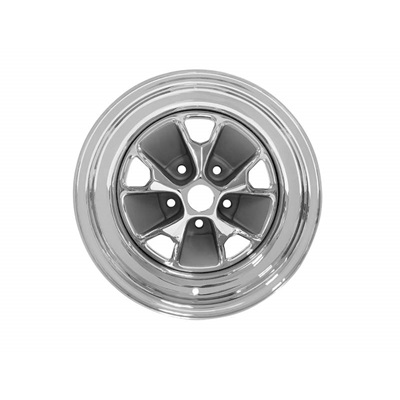 1965-67 15x8 Styled Steel Wheel