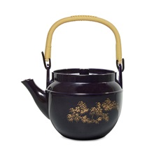 Purple Melamine Teapot - 24 Oz.