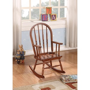 59215 TOBACCO YOUTH ROCKING CHAIR