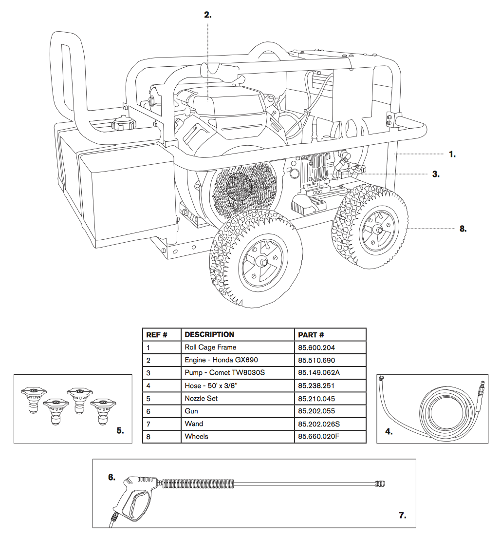 honda gx660 wiring diagram