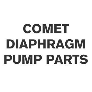 COMET Diaphragm Pump Parts