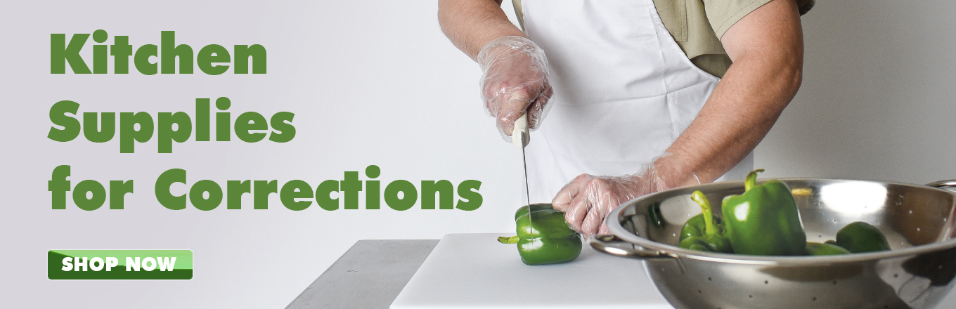 Correctional Kitchen Supplies