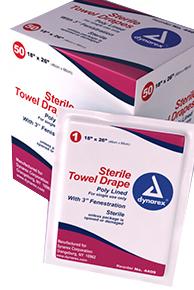Towel Drape - Drapes - Surgical Disposables