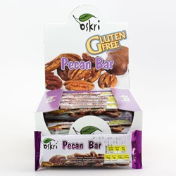 Granola Bar, Pecan/Raisin - 1.9oz (Box of 20)