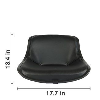 Lawn & Garden Low Back Pan Seat
