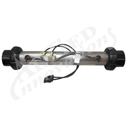 "HEATER ASSEMBLY: 5.5KW 2"" X 15"" INCOLOY 800 BP SYSTEM"