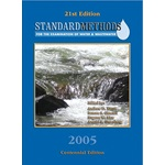Standard Methods for the Examination of Water and Wastewater (APHA)