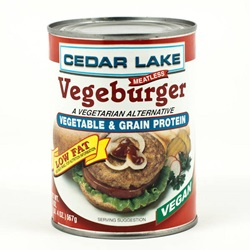 Cedar Lake® Vegeburger - 20oz
