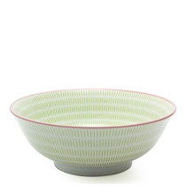 "Sen Colors 7.75"" Bowl - Green"