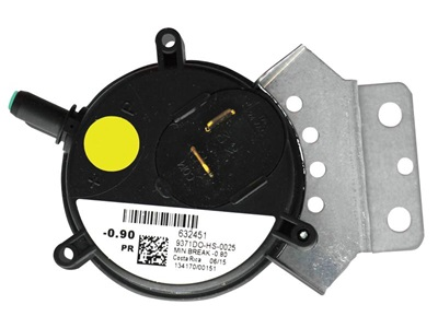 "Pressure Switch - 0.80""/0.90"" Open/Close"