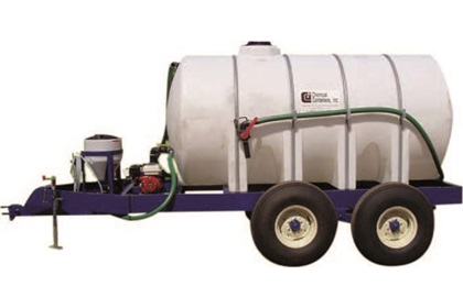Chemical Mix Trailers