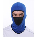 Full Head Cover with Breathable Mesh Face Mask