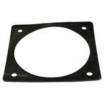 "8"" Rubber Gasket - Square"