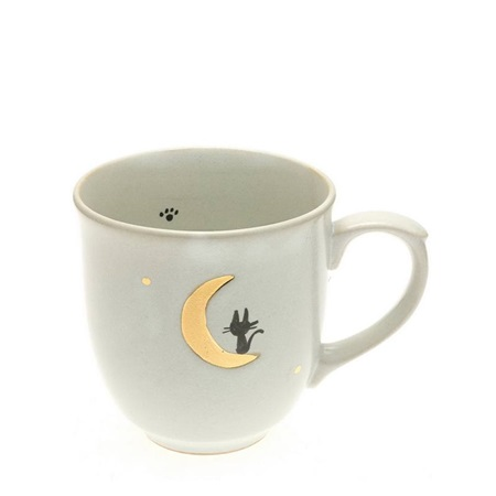 Mug Cat on the Moon