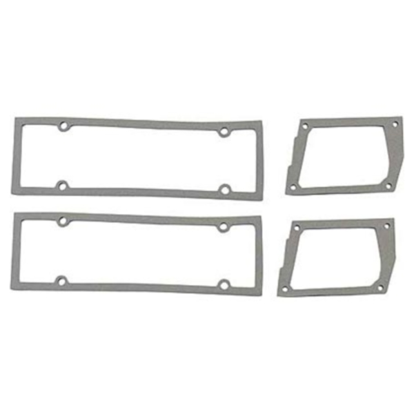 66 1966 FORD FAIRLANE TAILLIGHT LENS GASKETS   NEW