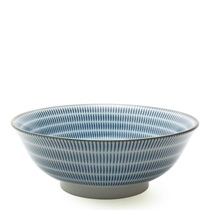 "SEN COLORS 7.75"" BOWL - NAVY"