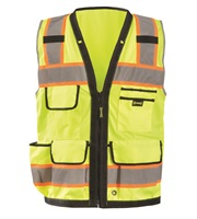 Heavy Duty Surveyor Vest