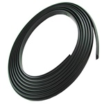 Window Weatherstrip Lockstrip - Black