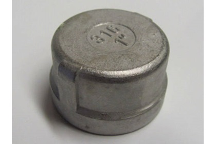 Stainless Steel Pipe Caps