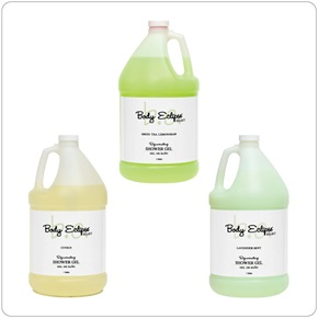 Body Eclipse Hotel/Club Shower Gel, Bulk
