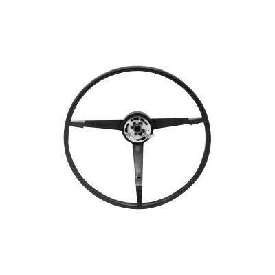 1967 Standard Steering Wheel (Parchment)