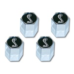 Tiffany snake valve cap set 4
