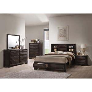 22867EK MERVEILLE EASTERN KING BED