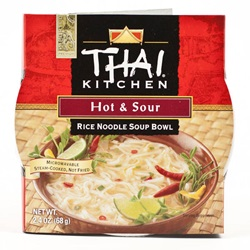 Rice Noodle Bowl, Hot & Sour - 2.4oz (Box of 6)