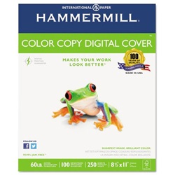 8.5 X 11 60 LB 100 BRIGHT HAMMERMILL PHOTO PAPER, 12254-9, 250/RM 10 RM/CS