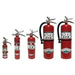 Amerex Halotron Clean Agent Fire Extinguishers