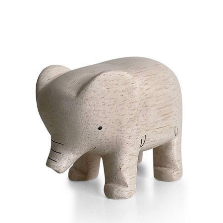 T-Lab Wooden Animal - Elephant