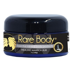 Rare Body® Healing Warrior Rub (7 oz)