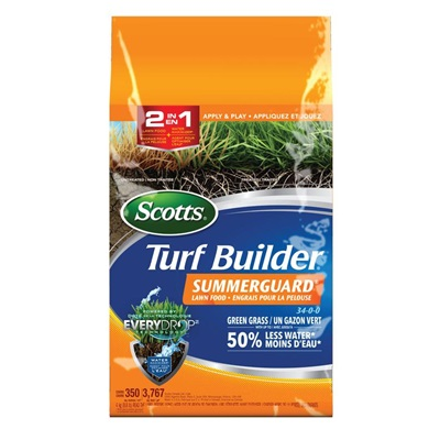 Scotts Turf Builder Summerguard