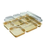 Cambro 10146DCP161 Separator Tray 6-Compartment