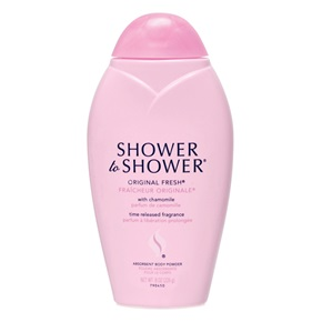 Shower to Shower Powder, Original Scent