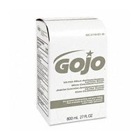 Gojo 800 Series Ultra-Mild Antimicrobial Lotion Soap w/Chloroxylenol