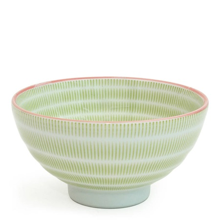 "Sen Colors 4.5"" Rice Bowl - Green"